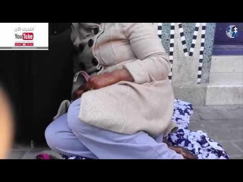 شاهد عروس مغربية تهرب من زوجها ليلة زفافها