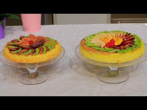 بالفيديو طريقة إعداد ومقادير كاتو بدون غلوتن و لبن