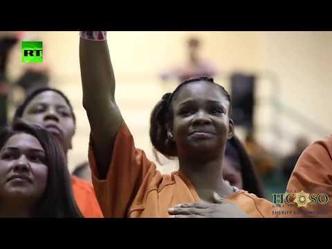 شاهد حفلة موسيقية في أحد سجون ولاية تكساس الأميركية