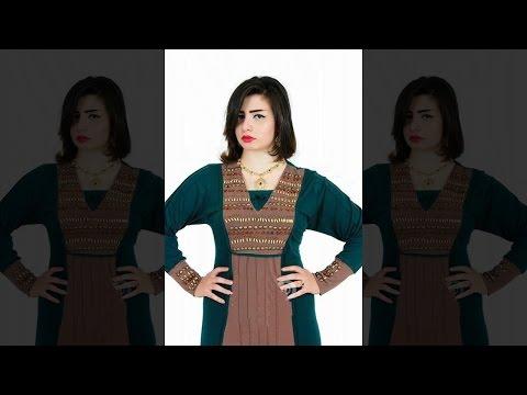 مجموعة رائعة وجديدة من العبايات والفساتين بتصميماتها الحديثة