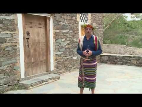 جولة في قرية رجال ألمع في أبها