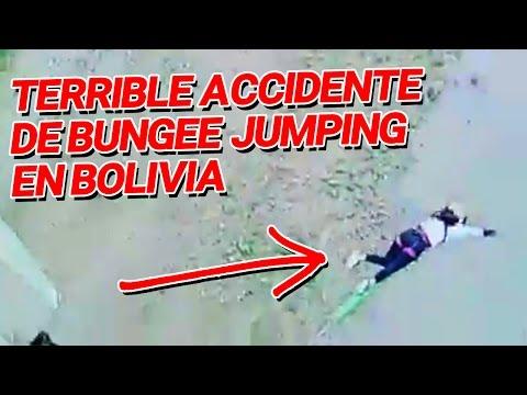 نهاية مؤلمة لفتاة مغامرة قفزت من أعلى جسر